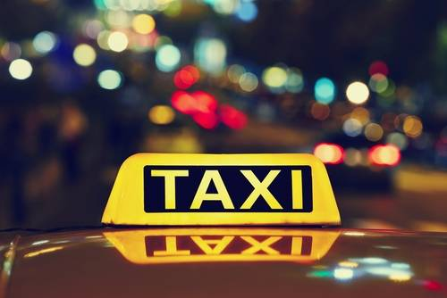 airport taxi services